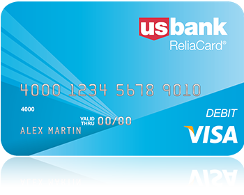 Usbank reliacard for Us bank business card